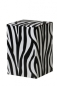 Preview: Zebra Hocker